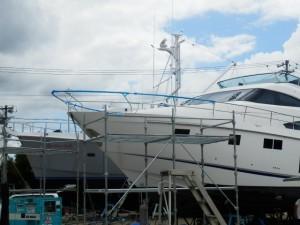 65ftボート